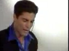 Chayanne video Provocamé - Estudio CM 1996