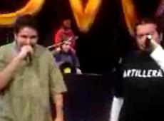 Control Machete video Me comprendes Mendez - CM VIvo junio 1999