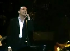 Cristian Castro video Amor eterno - Luna Park 2006