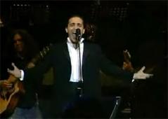 Cristian Castro video Sin tu amor - Luna Park 2006