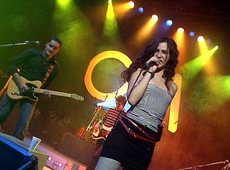 Daniela Herrero video Mi último as - CM Vivo mayo 2001