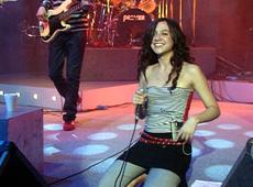 Daniela Herrero video Vas y vienes - CM Vivo 2001