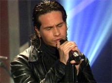 David DeMaría video Promesa de amor - Televisión Española