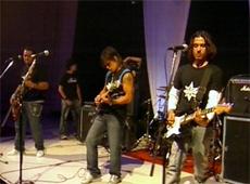 Destino incierto video Vientos duros - Escenario Alternativo 2007