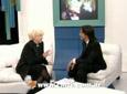 Estela Raval video Especial parte 1 - Estudio CM 2003