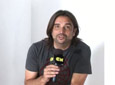 Fabian Gallardo video Backstage banner - CM Portal - 2011