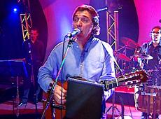 Facundo Saravia video Sobra olvido - CM Vivo agosto 2006