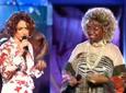 Gloria Estefan video Tres gotas de agua bendita - Vivo en Las Bahamas con Celia cruz