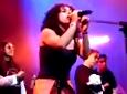Ilona video Las voces del silencio - Vivo 2007