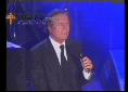 Julio Iglesias video Me va, me va - Mar del Plata 11-02-2012