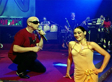 La Mosca video Cha cha cha - CM Vivo diciembre 2001