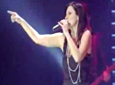 Laura Pausini video Non C´e - Vivo en Paris 2005
