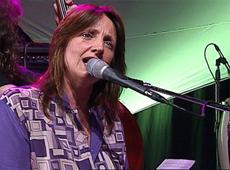 Liliana Vitale video Amparo del cielo - Escenario Alternativo 2005