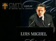 Luis Miguel video Conferencia de prensa - Presenta Complices 2008