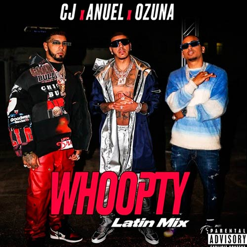 Ozuna - WHOOPTY (FT. CJ & ANUEL AA) - SINGLE
