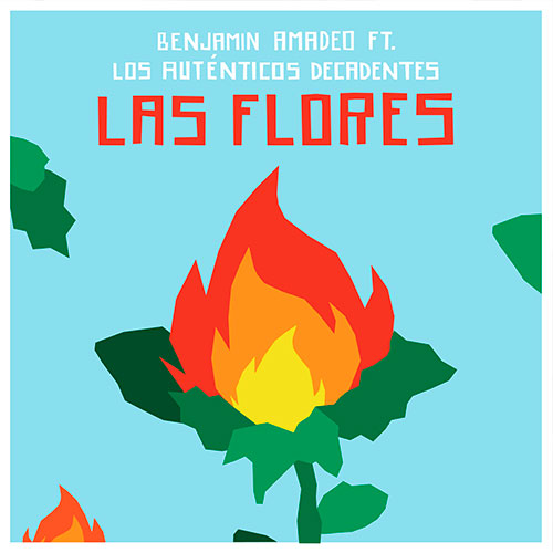 Benjamín Amadeo - LAS FLORES - SINGLE