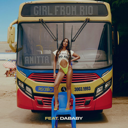 Anitta - GIRL FROM RIO REMIX (FT. DABABY ) - SINGLE