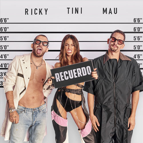 Tini Stoessel - RECUERDO - SINGLE