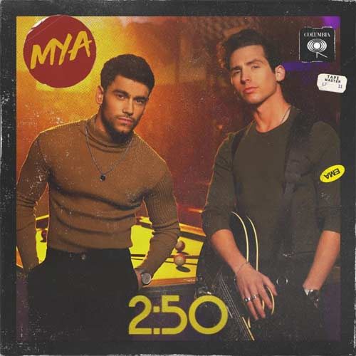 MyA (Maxi y Agus) - 2:50 - SINGLE