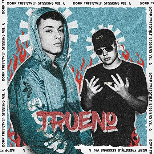 Bizarrap (BZRP) - TRUENO - BZRP FREESTYLE SESSIONS  #6