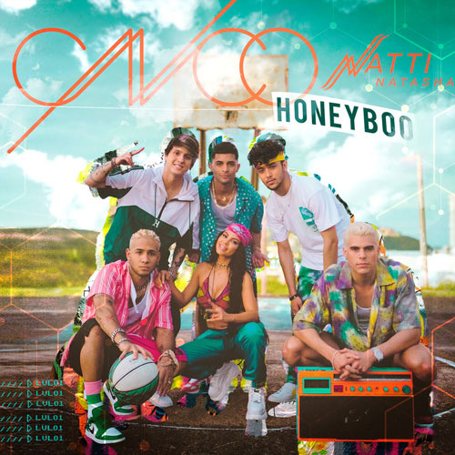 Cnco - HONEY BOO - SINGLE