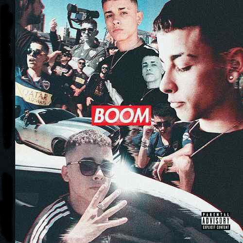 Trueno - BOOM - SINGLE