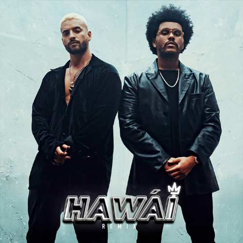 Maluma - HAWÁI REMIX - SINGLE