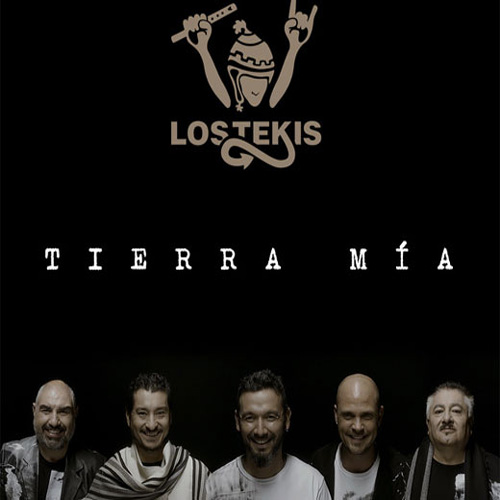 Los Tekis - TIERRA MÍA - SINGLE