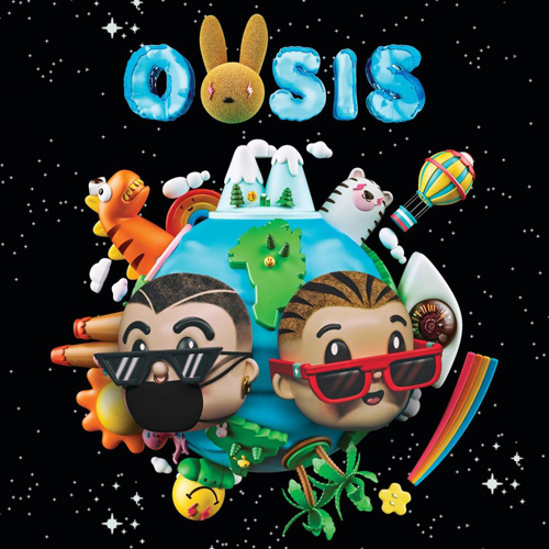 Bad Bunny - OASIS (J. BALVIN - BAD BUNNY)