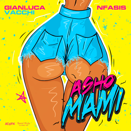 Gianluca Vacchi - ASHO MAMI (FT. NFASIS) - SINGLE