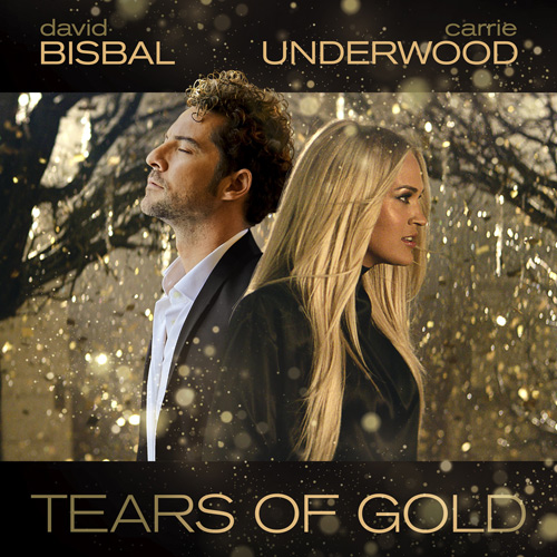 David Bisbal - TEARS OF GOLD - SINGLE
