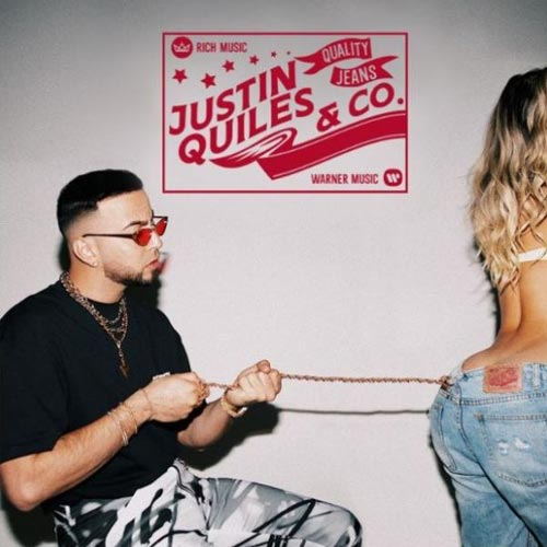 Justin Quiles - JEANS - SINGLE