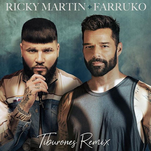 Ricky Martin - TIBURONES REMIX - SINGLE