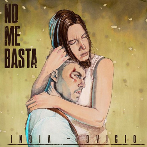 India Martínez - NO ME BASTA (FT. DIVICIO) - SINGLE