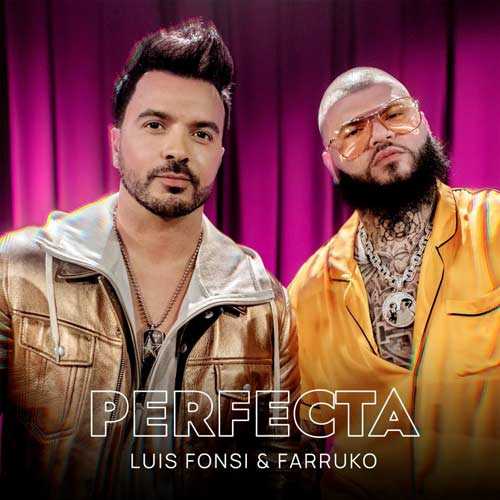 Luis Fonsi - PERFECTA - SINGLE