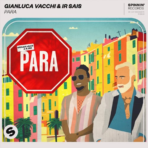 Gianluca Vacchi - PARA - SINGLE
