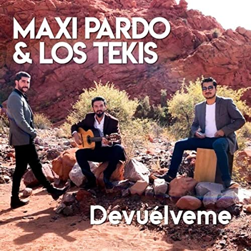 Maxi Pardo - DEVUÉLVEME - SINGLE