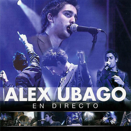 Alex Ubago - EN DIRECTO  CD + DVD
