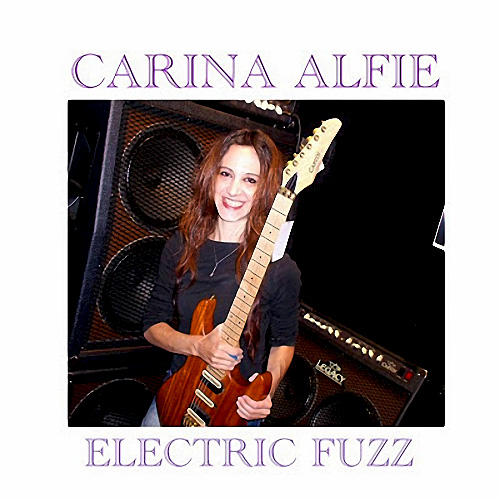Carina Alfie - ELECTRIC FUZZ