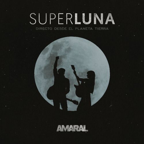 Amaral - SUPERLUNA (CD+DVD)