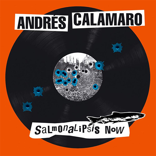 Tapa del CD SALMONALIPSIS NOW - CD 1 - Andr�s Calamaro