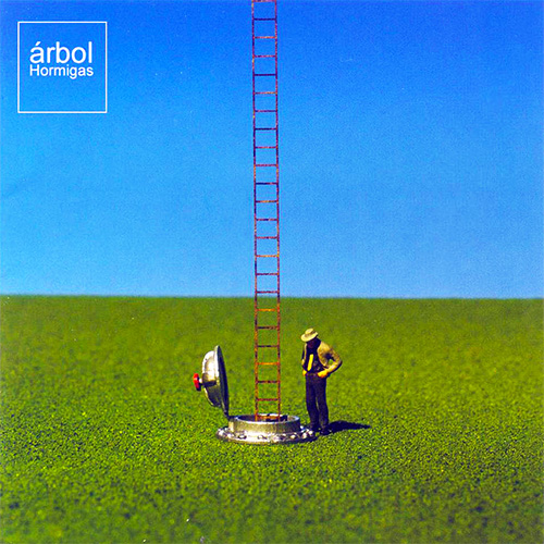 Arbol - HORMIGAS (CD + DVD)