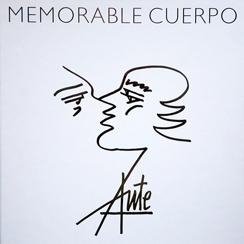 Luis Eduardo Aute - MEMORABLE CUERPO - DVD