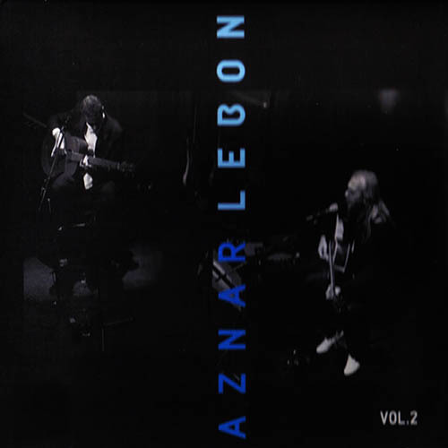 Tapa del CD AZNAR - LEBON / ND ATENEO MARZO 2007 VOL. 2 - David Leb�n
