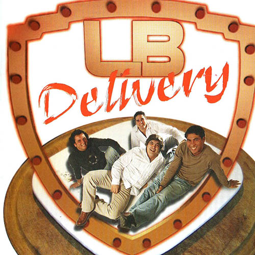Tapa del CD DELIVERY - La Barra