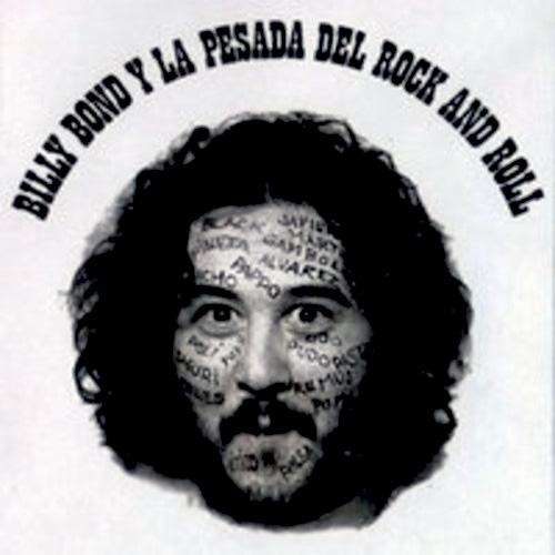 Tapa del CD BILLY BOND Y LA PESADA DEL ROCK AND ROLL