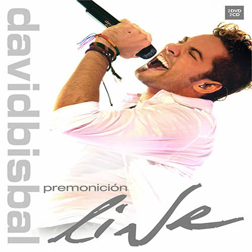 David Bisbal - PREMONICI�N - LIVE (CD + DVD) - CD 2