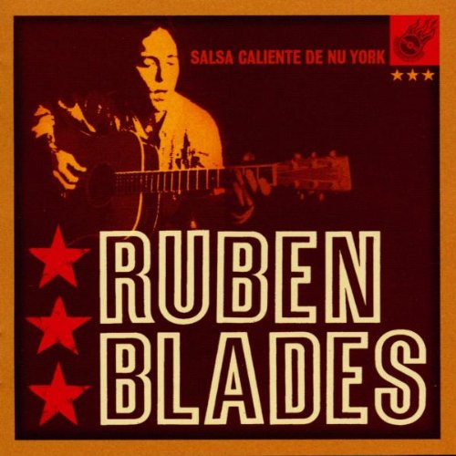 Rub�n Blades - SALSA CALIENTE DE NEW YORK