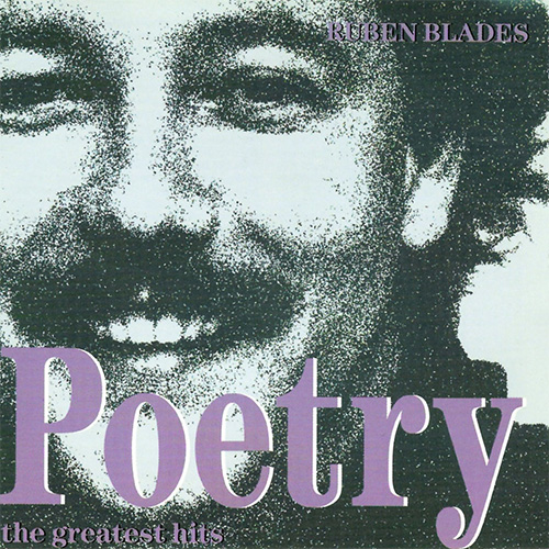 Tapa del POETRY - GREATEST HITS - Rub�n Blades