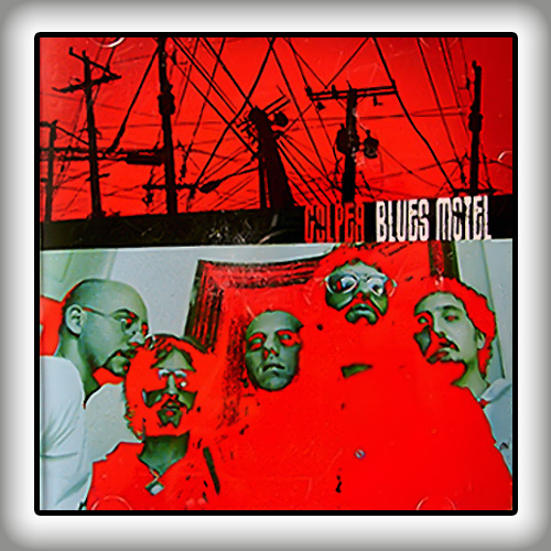 Blues Motel - GOLPEA